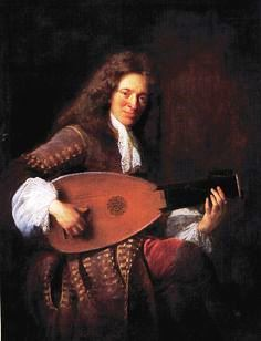 Charles Mouton, the Lutenist by Francois de Troy, 1690 (Photo Credit: Google images