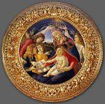 Magnificatio, by Sandro Botticelli