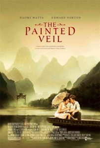The Painted Veil.  Poster, 2006 (Photo credit: Wikipedia)