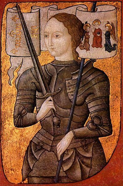 Painting, c. 1485. An artist's interpretation, since the only known direct portrait has not survived. (Centre Historique des Archives Nationales, Paris, AE II 2490)
