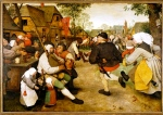 Kermis / The Peasant Dance, ca. 1568 Pieter Bruegel the Elder (Netherlandish, ca. 1525/30–1569)