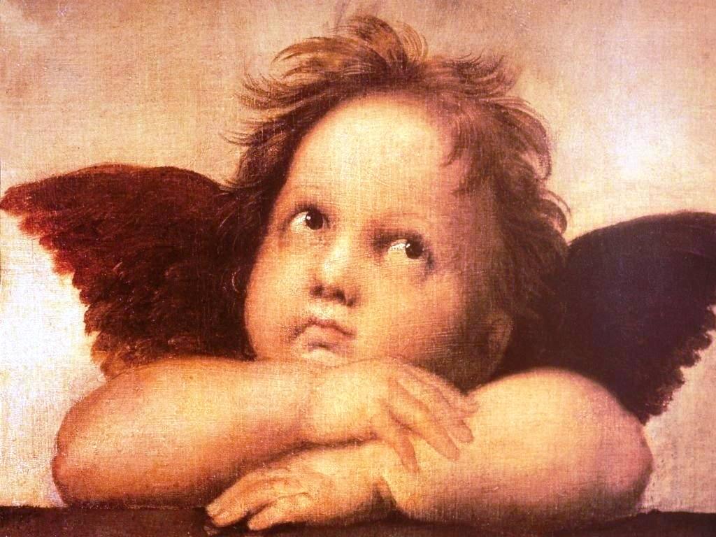 Raphael s AngelsFamous Angel Paintings Raphael