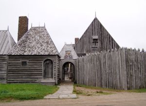 Habitation de Port-Royal (Photo credit: Wikipedia)