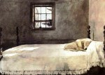 The Master Bedroom, by Andrew Wyeth