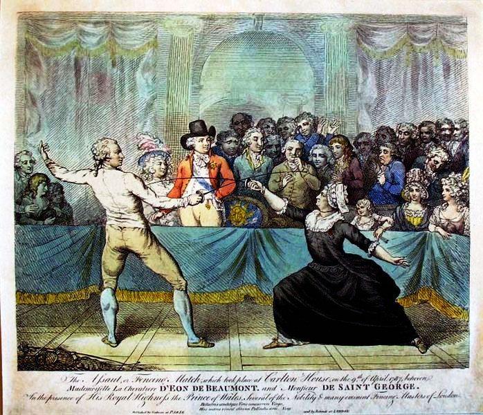 Le Chevalier De Saint George The Black Mozart Michelines Blog