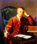 Handel by Philip Mercier