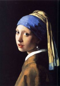 The Girl with the Pearl Earring, by Johannes Vermeer, 1632 - 1675