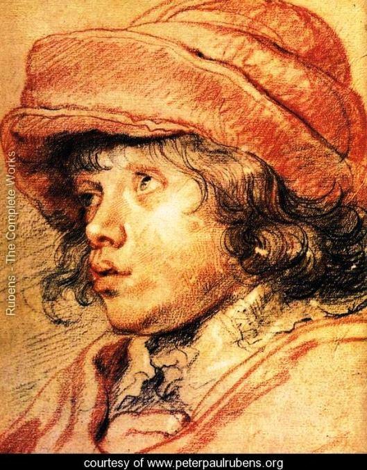 Nicolaas Rubens, by Peter Paul Rubens, 1625-26