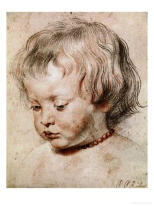 Nicolaas Rubens, by Peter Paul Rubens, 1621