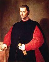 Machiavelli, by Santi di Tito