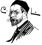 Self-portrait, Carl Larsson