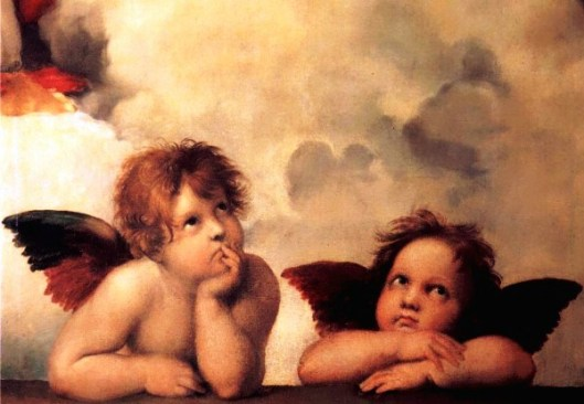 Putti, by Raphaël
