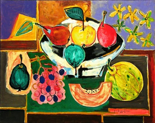 Paul Vanier Beaulieu Still Life, 1955