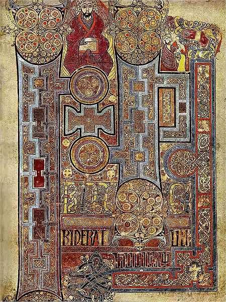 The Book of Kells Revisited (2/3)