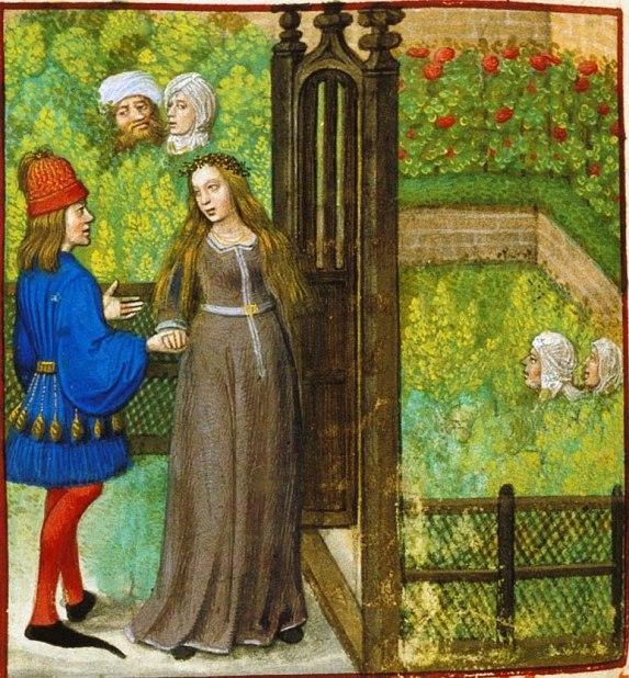 Image result for Roman de la Rose