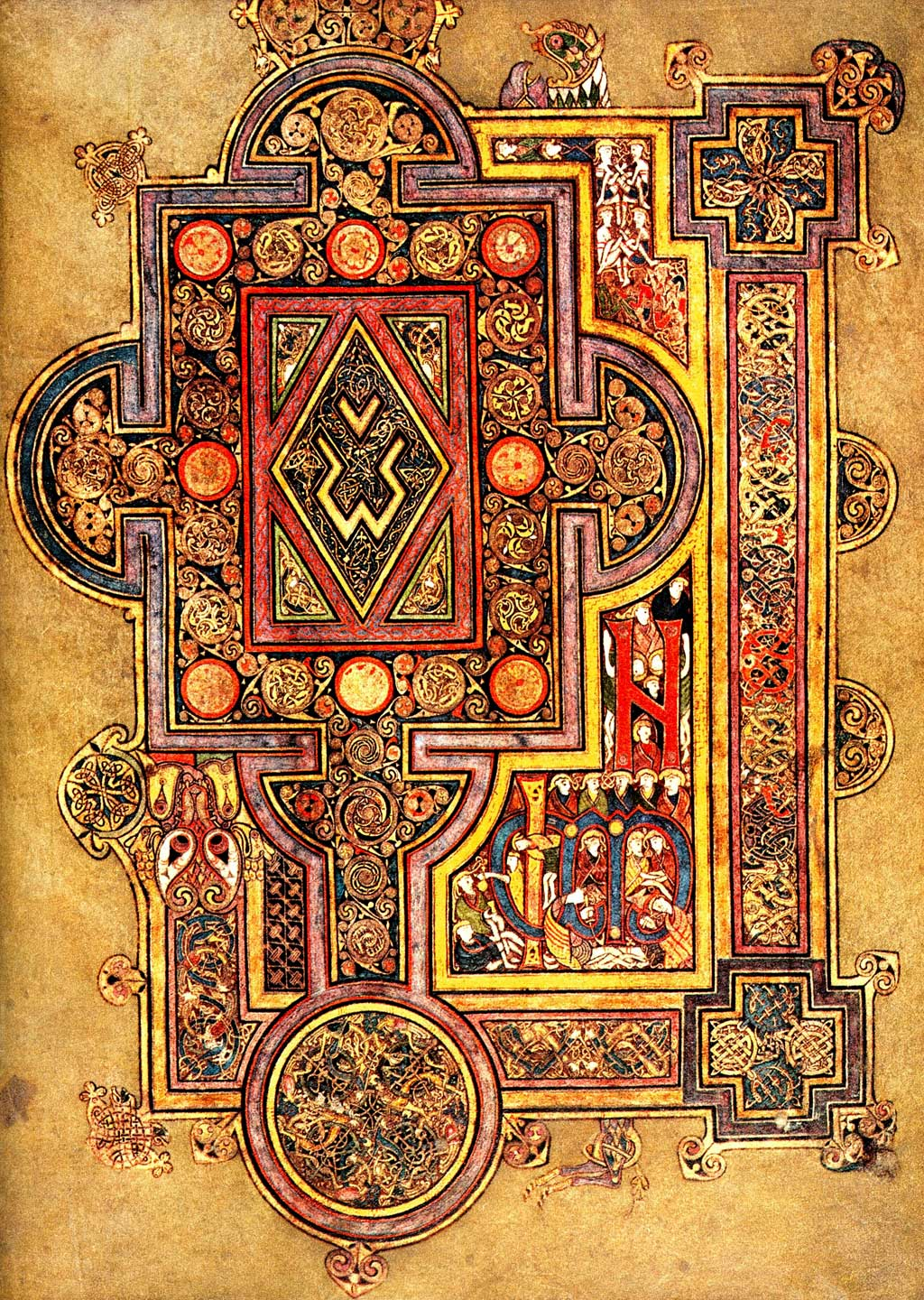 an analysis of the book of kells a celtic masterpiece Arguably, the most notable masterpiece of medieval art is the incomparable book of kells, a 680 page latin manuscript of the four gospels while most illuminated manuscripts were designed for use by missionaries – the shorter text was easier to carry – the book [.