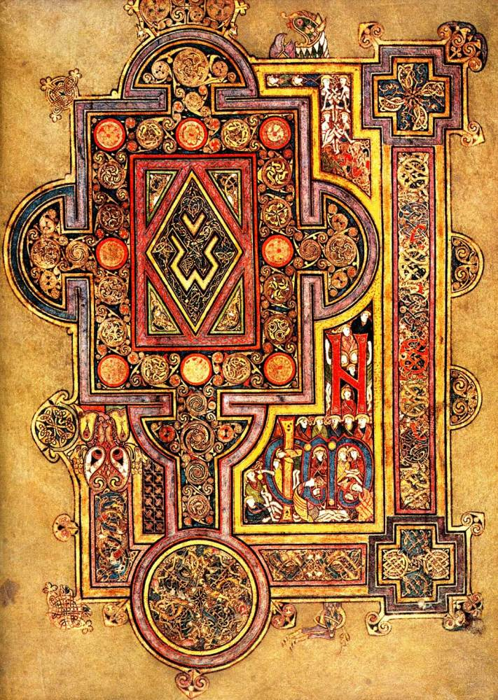 The Book of Kells Revisited (3/3)