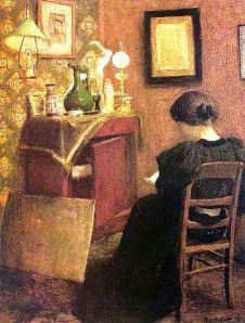 Woman Reading