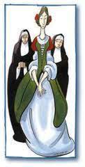 Fille du Roy and Congrégation de Notre-Dame sisters