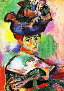 Woman with a Hat,  1905