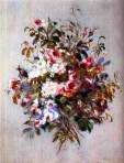 A Bouquet of Roses, by Renoir