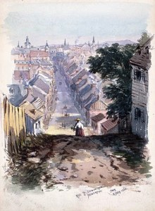 Rue Saint-Dominique, 1866