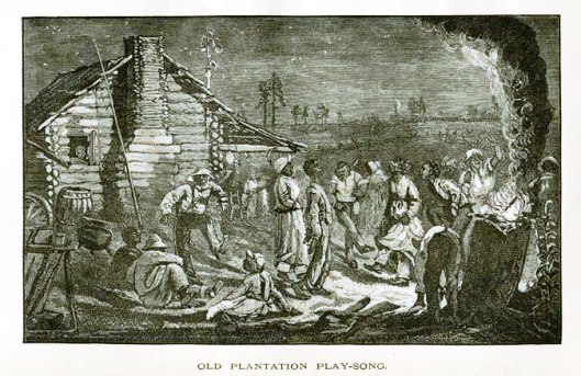 Old Plantation Play Song, 1881