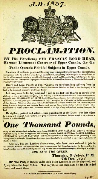 Royal Proclamation Birthday Invitation for Men