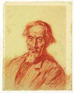 Le Père Verville, by Suzor-Coté, 1911 (Photo credit: Musée national des beaux-arts