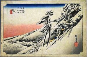 800px-Hiroshige_le_Lac_d'Hakone
