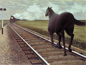 art_horse_and_train
