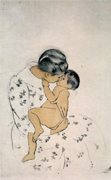 Mary Cassatt: an Intimate Japonisme (3/6)