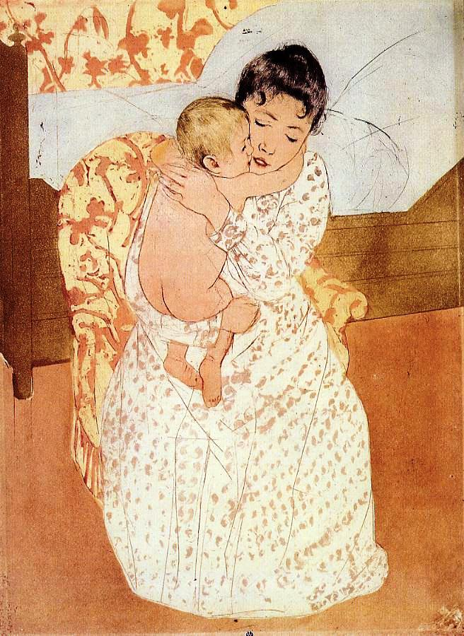 Mary Cassatt: an Intimate Japonisme (2/6)