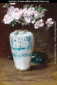 Pink-Azalea-Chinese-Vase-1880