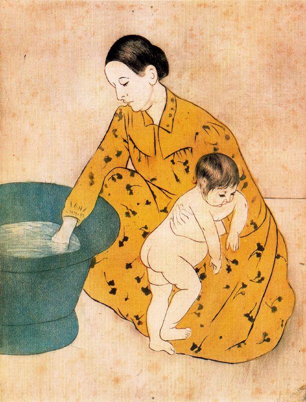 Mary Cassatt: an Intimate Japonisme (1/6)