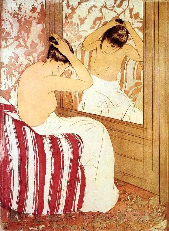 Mary Cassatt: an Intimate Japonisme (6/6)