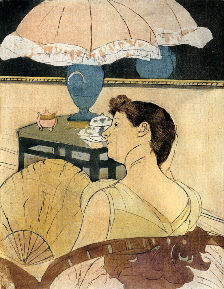 Mary Cassatt: an Intimate Japonisme (5/6)