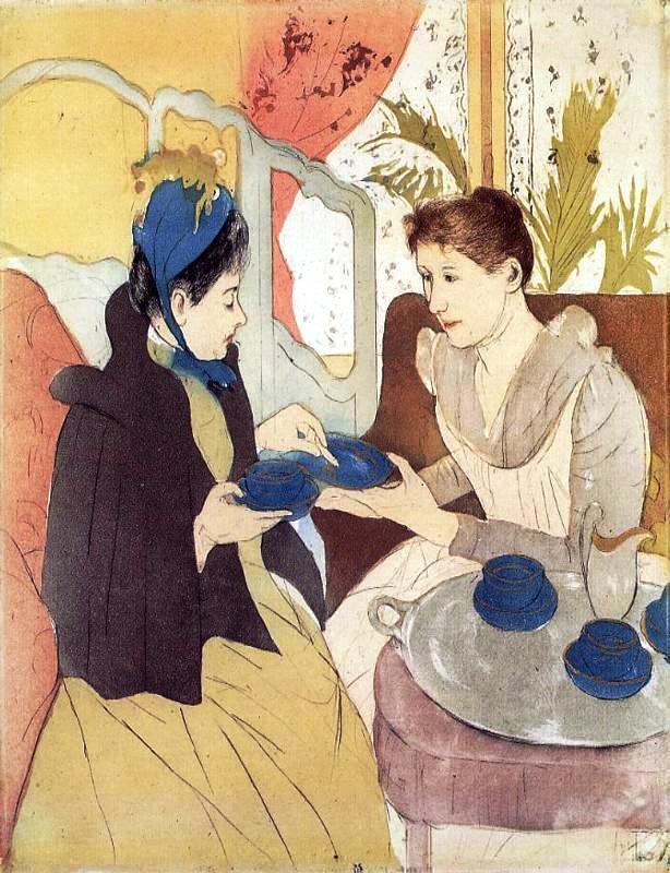 Mary Cassatt: an Intimate Japonisme (4/6)