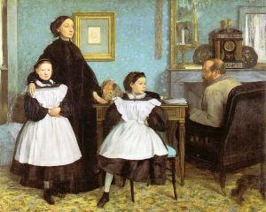 750px-Edgar_Degas_-_La_famille_Bellelli