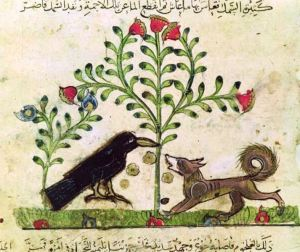 Kalilah wa Dimna The Fox and the Crow