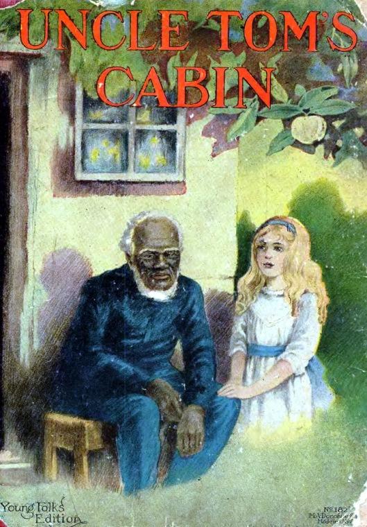 Harriet beecher stowe s uncle tom s cabin micheline 39 s blog for Tom s cabin