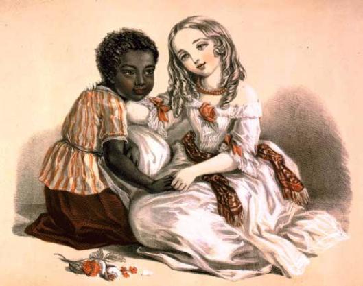 Eva and Topsy