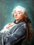 François Boucher, by Gustav Lundberg, 1741