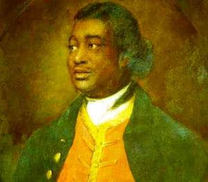 Ignatius Sancho, by Thomas Gainsborough, National Gallery of Canada