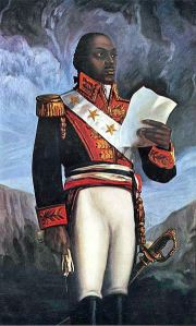 Toussaint Louverture  (Photo credit: Wikipedia)