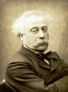 Alexandre Dumas, fils, in his later years (Photo credit: Wikipedia)
