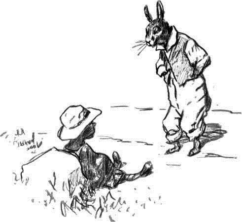 Br'er Rabbit and Tar-Baby