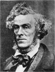 Cornelius Krieghoff photographed by M. O. Hammond.