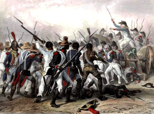 Haitian Revolution (Photo credit:  Wikipedia)