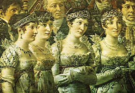Coronation of Napoleon, Jacques-Louis David